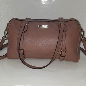 Micheal Kors Leather Mauve Pink Handbag